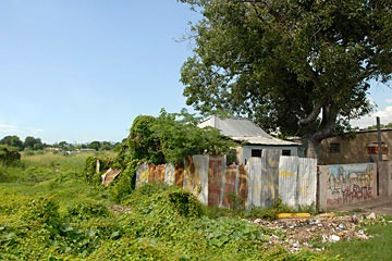 the potters' house in Rose Town, Kingston, Jamaica