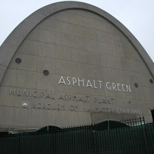 Asphalt Green building in New York City