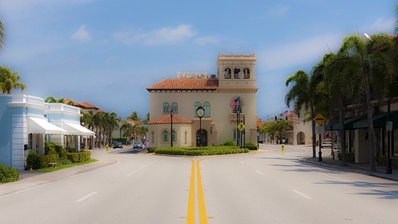 Palm Beach City Hall