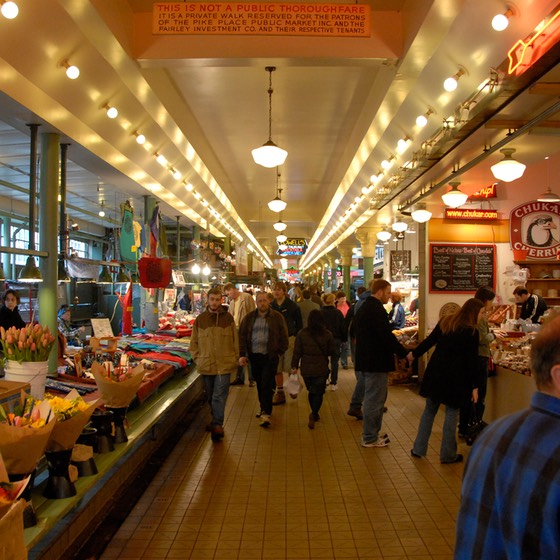 Pike Place Market 56 SEA WA
