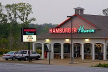 Hamburger Heaven in Hoover, Alabama