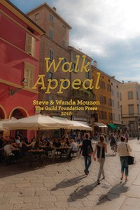 Walk Appeal book front cover